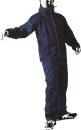 耐久防水レインスーツ レインフィール AS5600RH ブルー S