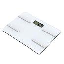 コンパクト体重計 ホワイト