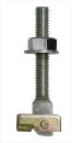 若井産業 メカボルト 中空セメント板用 3分ボルト 45mm MB-3045S 10セット入り