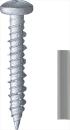 若井産業 新ノープラグ ビスピタ ナベ5×35 入り数70本