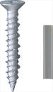 若井産業 新ノープラグ ビスピタ BS432 サラ 4×32 150本