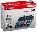 Canon インクタンク BCI−351+350/5MP