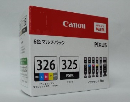 Canon インクタンク BCI−326+325/6MP