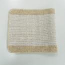 洗えるキッチンマット ミックスライン 45×120cm ベージュ