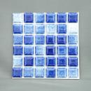 デコレモザイク 150角P ブルー