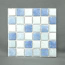 デコレモザイク 150角RN ブルー(ロマネス)