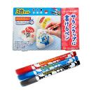 旭化成 サランラップに書けるペン 3色セット(赤・青・黒)