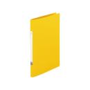 パンチレスファイル A4 黄 G1210−5