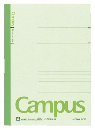 カラーキャンパス 30枚 A罫 ノ−3CAN−G