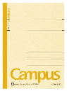 カラーキャンパス 30枚 A罫 ノ−3CAN−Y