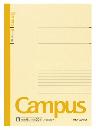 カラーキャンパス 30枚 B罫 ノ−3CBN−Y