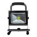 LED投光器 20W 充電式 屋外・屋内用