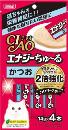 CIAO(チャオ) エナジーちゅ〜る かつお 14g×4本