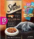 シーバデュオ 15歳以上用 鶏ささみ味と海のセレクション 200g