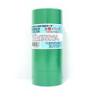 パイオラン クロス粘着テープ 塗装養生用 50mm×25m 5巻パック グリーン