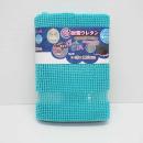 キッチン用 マイクロマット高反発 約45×120cm ブルー