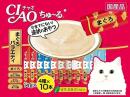 CIAO チャオ ちゅ〜る まぐろバラエティ4種 14g×40本