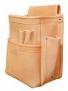 ニックス 革2段腰袋 KN−201DDSP