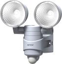 ムサシ 7W×2 LEDセンサーライト(コンセント式) LED−AC314