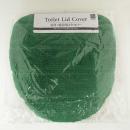グラス 洗浄・暖房用 フタカバー  グリーン