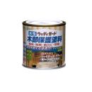 ニッペ 水性ウッディガード 0.2L 【チャコールブラック】
