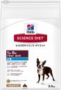 サイエンスダイエット 1〜6歳 アダルト 成犬用 小粒 ラム&ライス 3.3kg