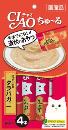 CIAO チャオ ちゅ〜る まぐろ&タラバガニ 4本