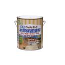 ニッペ 水性ウッディガード 0.7L 【マホガニ】