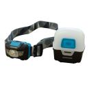 キャプテンスタッグ 登山用 LEDヘッドライト ギガフラッシュ 防水ケース付 UK4028