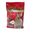 ウサギのダイエット 毛艶・スキンケア リンゴ味 3Kg(1kg×3)
