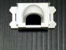 パナソニック 大穴テレホンガイド ホワイト WN3022SW