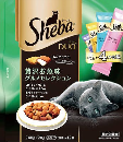 シーバデュオ 贅沢お魚味 グルメセレクション 240g(20g×12)