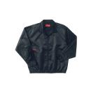 ホシ服装 P196 ブルゾン 4 ブラック L