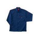 ホシ服装 #463 6 M 長袖シャツ ネイビー