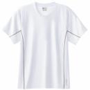 ホシ服装 #274 ハイパフォーマンスTシャツ 10ホワイト LL