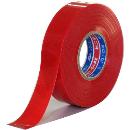 ビニテープ 0.2mm×19mm×20m 赤