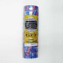 ビニテープ 0.2mm×19mm×10m 10巻入 青