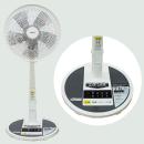 トルネードガードリモコン扇風機 YLR−BG301R(ホワイトブラック)