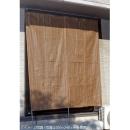 スタンドオーニング 9×9尺 約270×270cm ブラウン