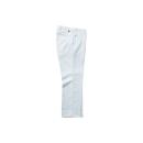 ホシ服装 850 パンツ 1 ホワイトグレー W91