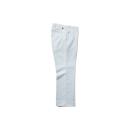 ホシ服装 850 パンツ 1 ホワイトグレー W100