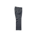 ホシ服装 851 カーゴ 4 コークスグレー W76