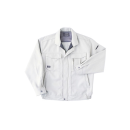 ホシ服装 #5220 ブルゾン スモークグレー LL