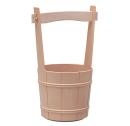 大和プラスチック 手桶  クリーム