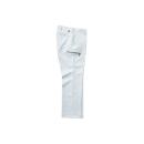ホシ服装 851 カーゴ 1 ホワイトグレー W85