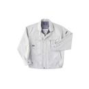 ホシ服装 #5220 ブルゾン スモークグレー 4L