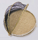 竹盆ザル  60cm  フード付