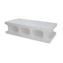 発泡スチロールブロック ホワイト 390×190×100