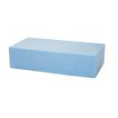 発泡スチロールレンガ ライトブルー 200×100×50