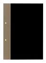 コクヨ 綴込表紙A B5S 2穴 ツ−1 【1枚】